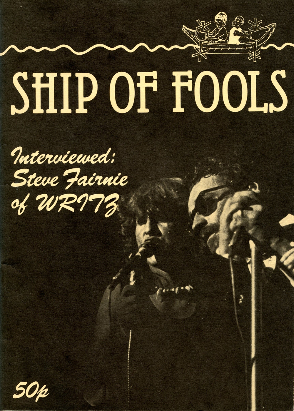 Cover of Ship of Fools 2