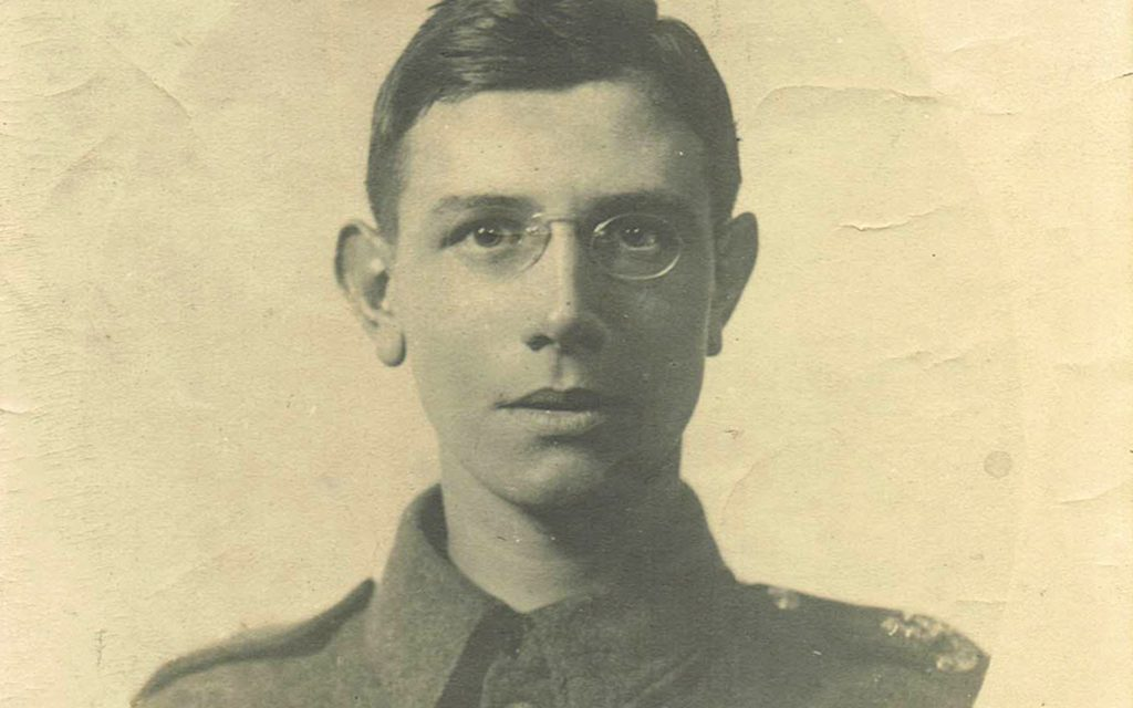 Private Gerald Thompson