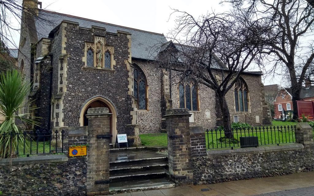 St John the Baptist, Timber Hill, Norwich