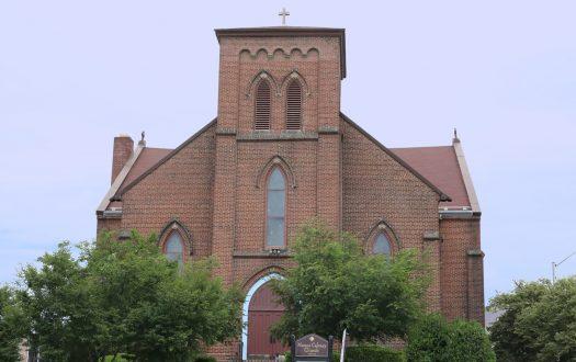 Mt Calvary Church, Baltimore