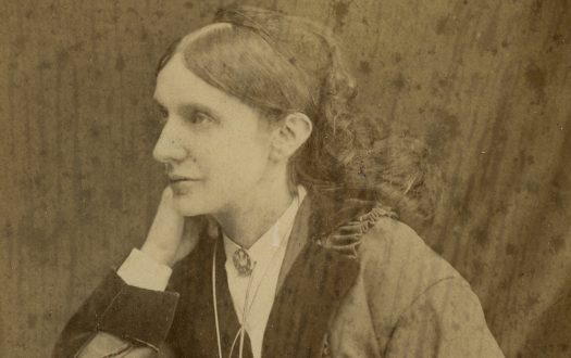 Photograph of Josephine Butler